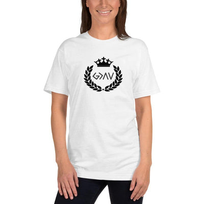 God is Greater than the Highs and Lows-crown-t shirt women