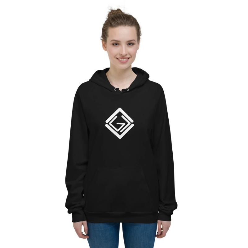 God is greater than the highs and lows Hoodies-Jesuslovingyou