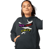 Women´s hoodie Put God first-christian women t shirts