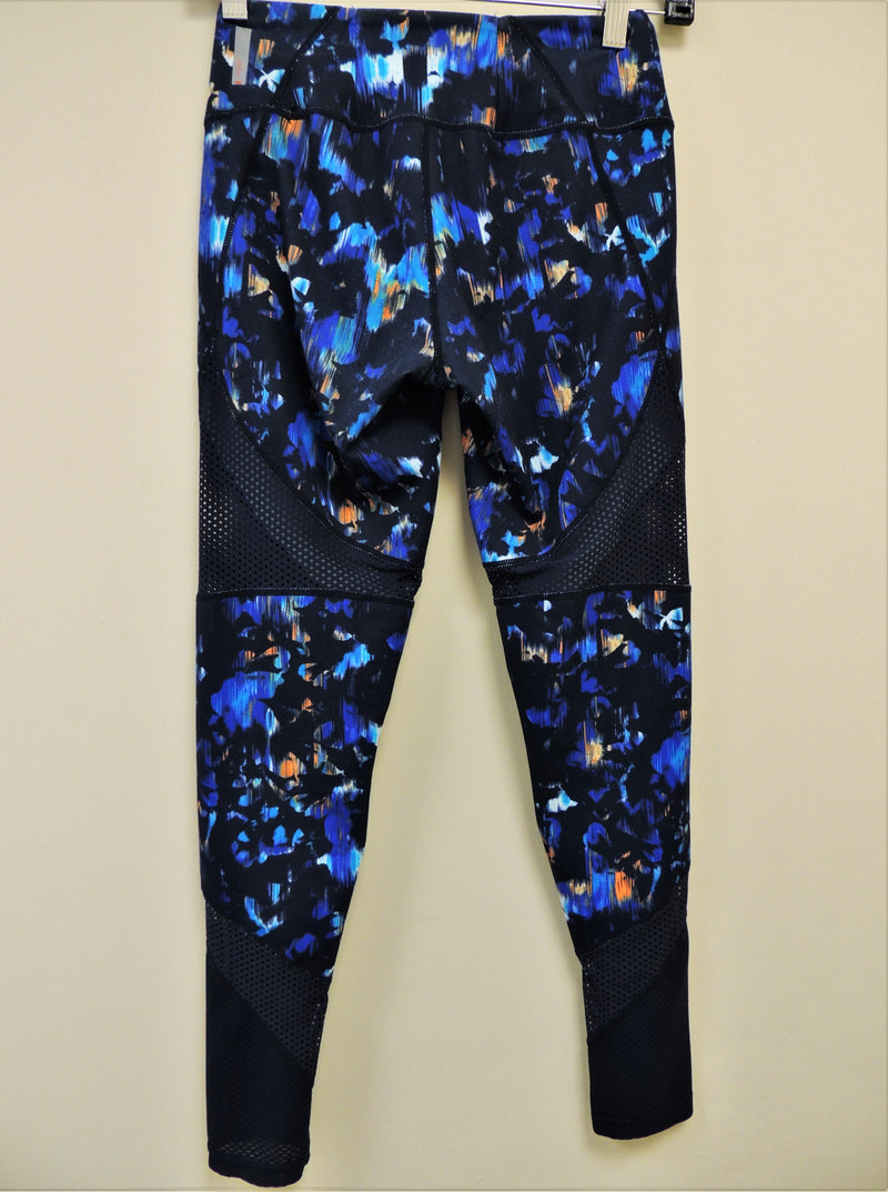 Multi-color Print Leggings (XS)