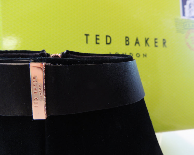 New Ted Baker Black Booties (9)
