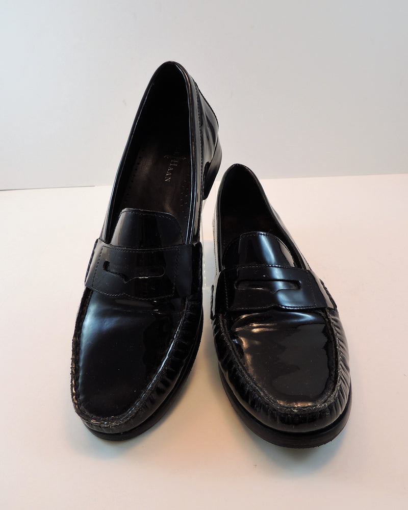 Cole Haan Black Loafers (8)