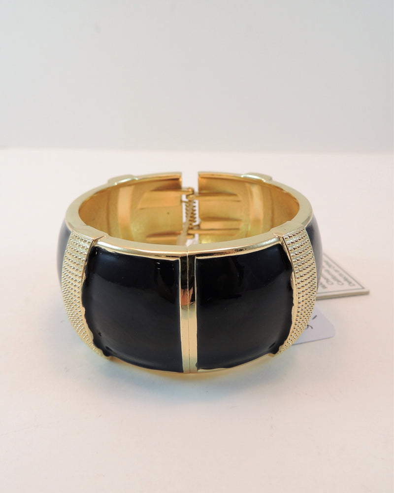 NEW Navy Striped Bangle