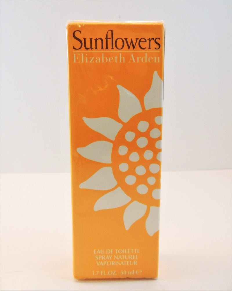 NEW Elizabeth Arden Sunflowers Eau de Toilette