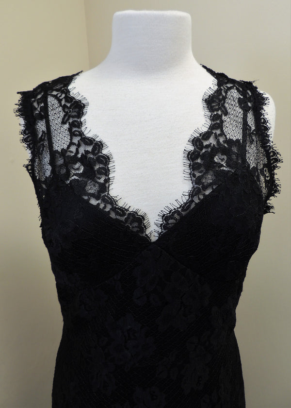 Shani Black Lace Gown (10)