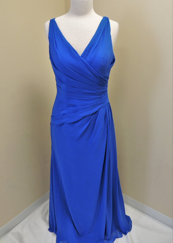 Royal Blue Gown (12)