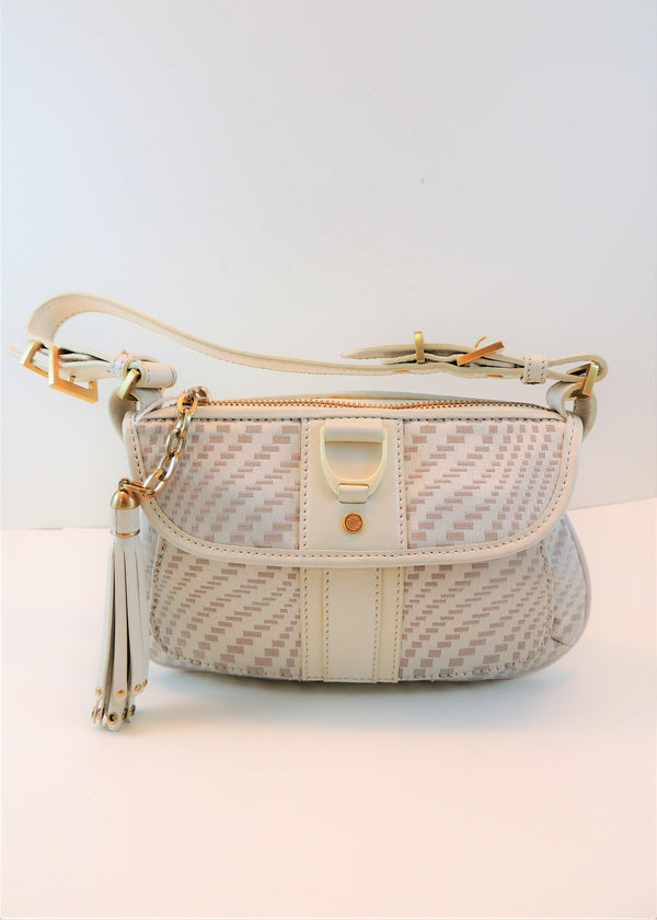Cole Haan Small White Purse