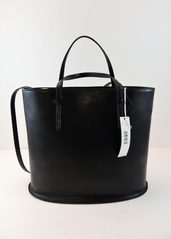 NEW DKNY Black Bucket Bag