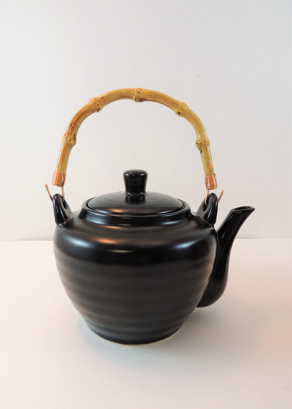 "NEW ""Sakura"" Black Tea Pot"