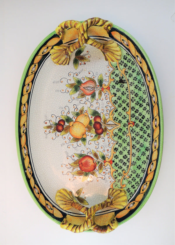Decorative Ceramic Platter