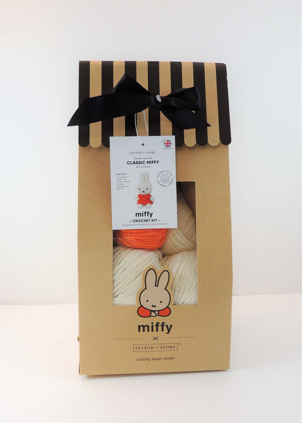 Miffy Bunny Crochet Kit