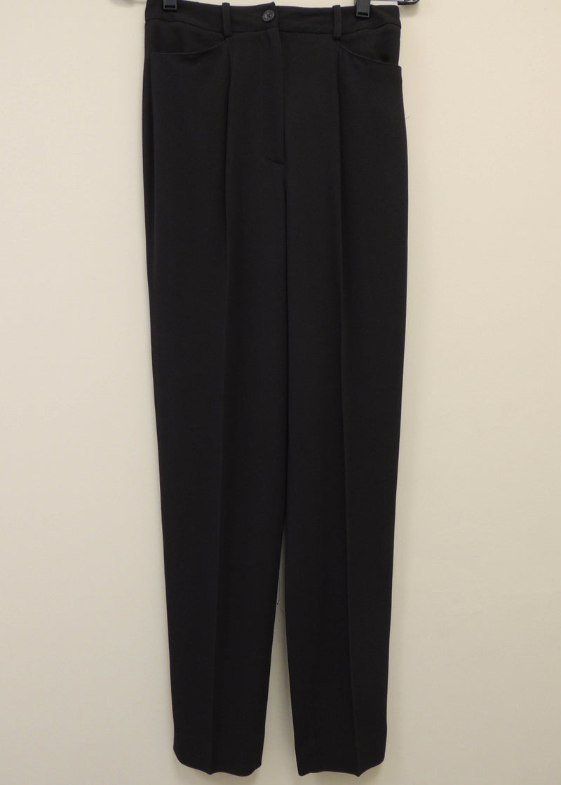 Emanuel Ungaro Chocolate Brown Formal Pants (6)