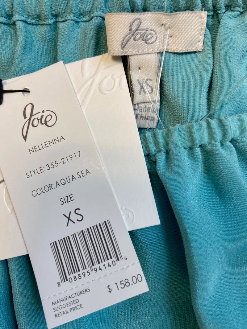 NEW Joie Aqua Scoop Neck Top (XS)