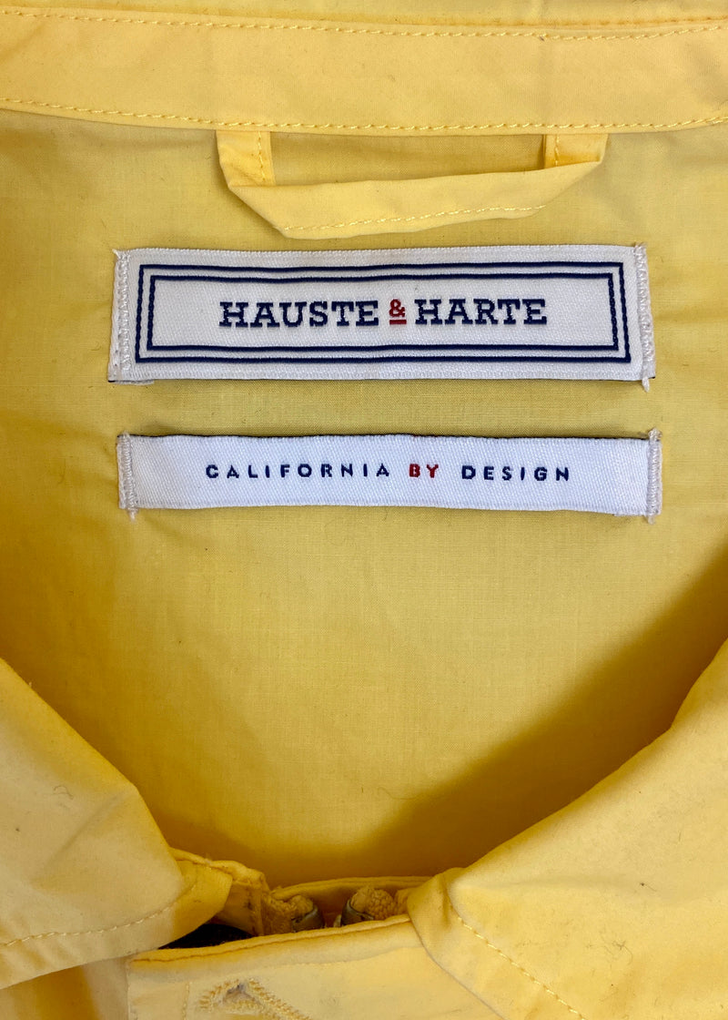 NEW Hauste & Harte Sonoma Jacket - Yellow