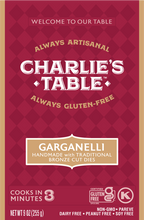 Load image into Gallery viewer, Gluten-Free Pasta Garganelli - Charlie's Table