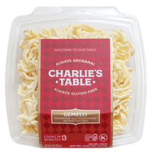 Load image into Gallery viewer, Gluten-Free Pasta Gemelli - Charlie's Table
