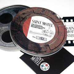 The Original Motion Picture Soundtrack: Part 2 CD [Film Reel Canister (Special Edition)]