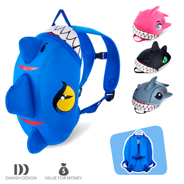 Blue DRAGON Children bag