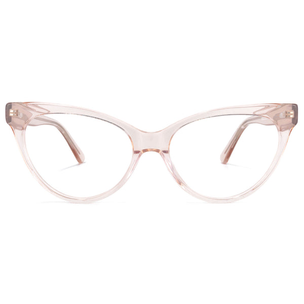 Lorna Blush Blue Light - Opticals Online