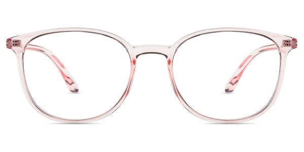 Aura Blush Blue Light Glasses