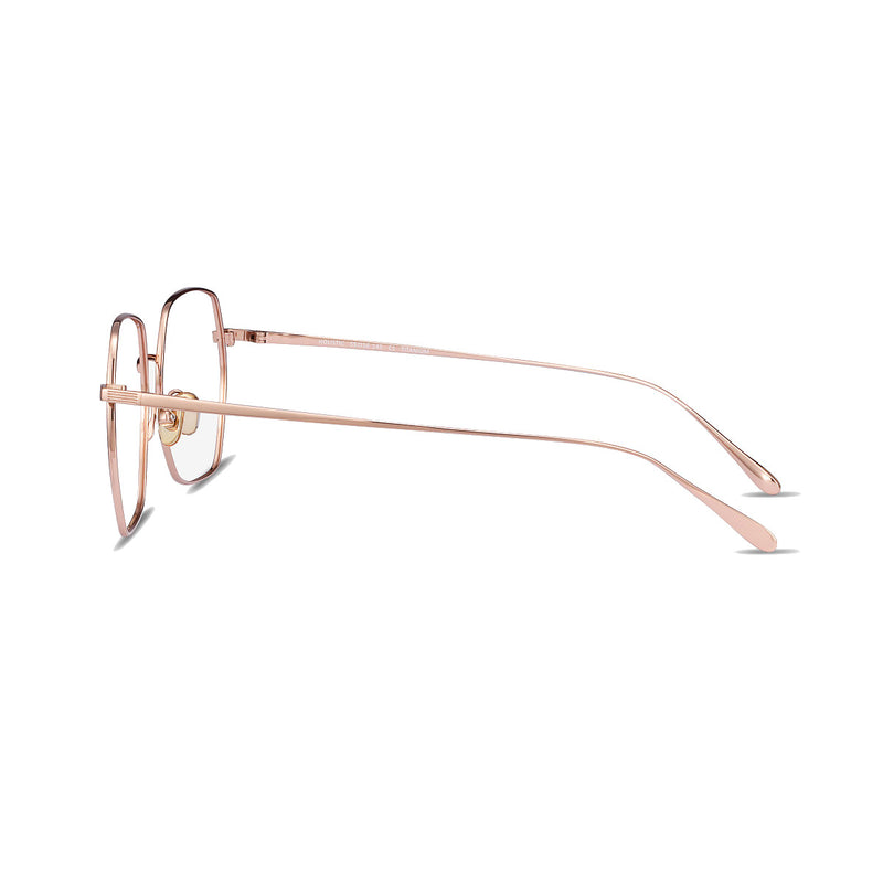 Avery Rose Gold Blue Light - Opticals Online