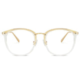 Bailey Clear Blue Light Glasses