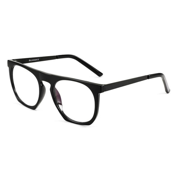 Connor Black Blue Light - Opticals Online