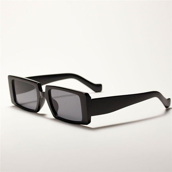 Winnie Jet Black Sunglasses