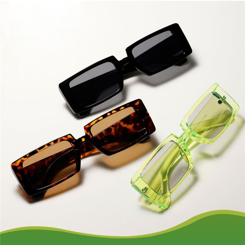 Winnie Lime Sunglasses