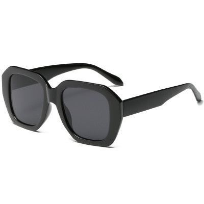 Jagger Black Sunglasses