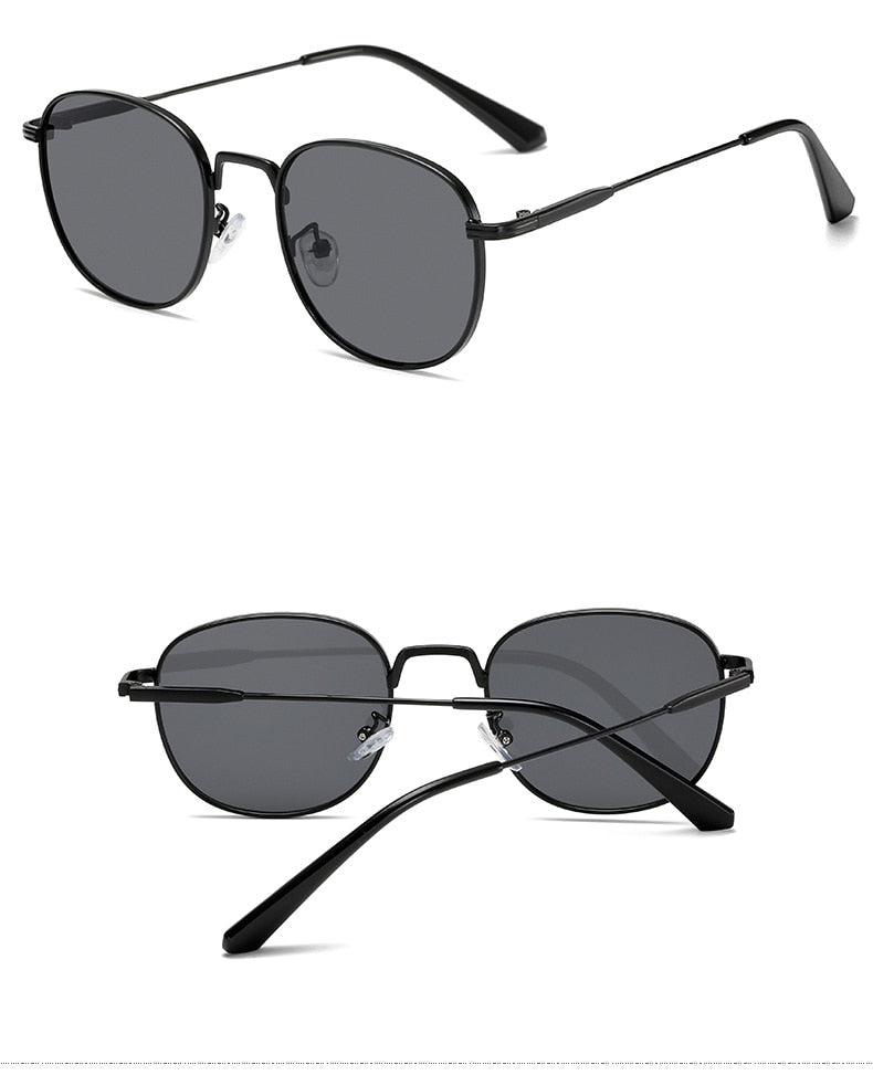 Ryder Black Sunglasses