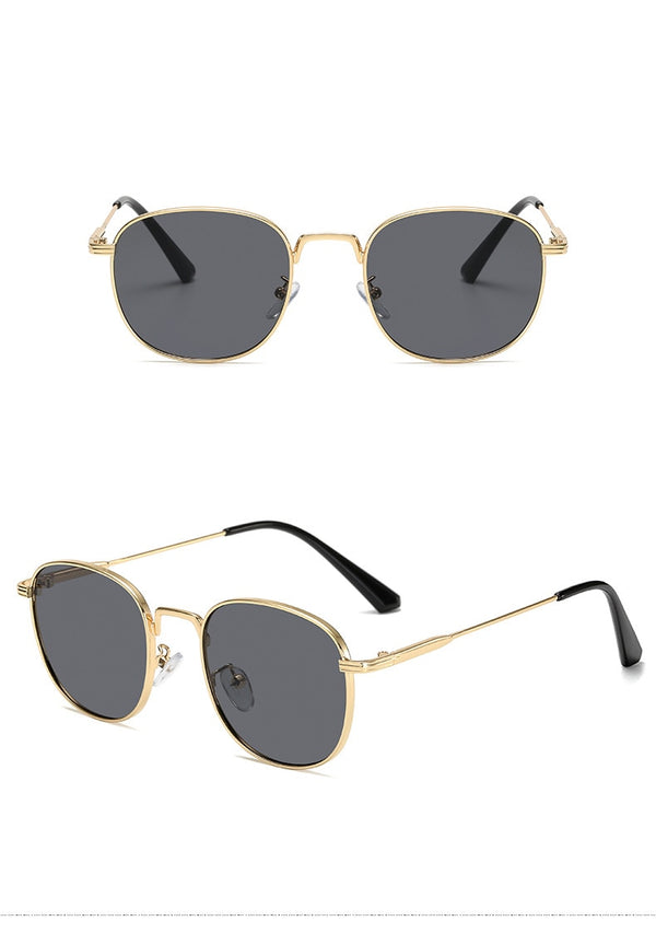 Ryder Gold Sunglasses