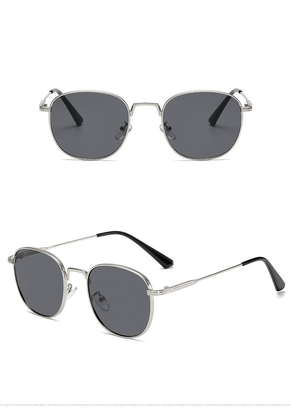 Ryder Gunmetal Sunglasses