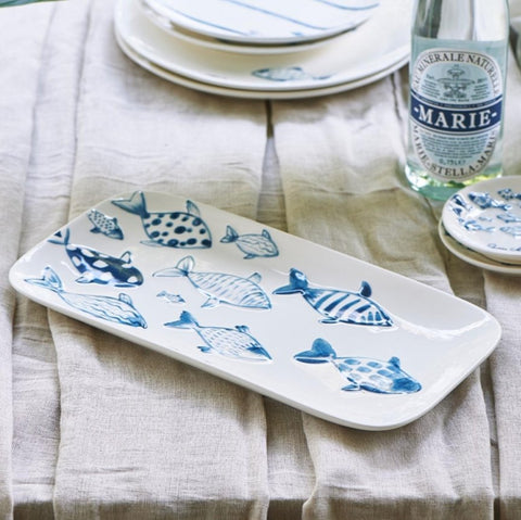 Catch of the day Serving Plate - Südstrand