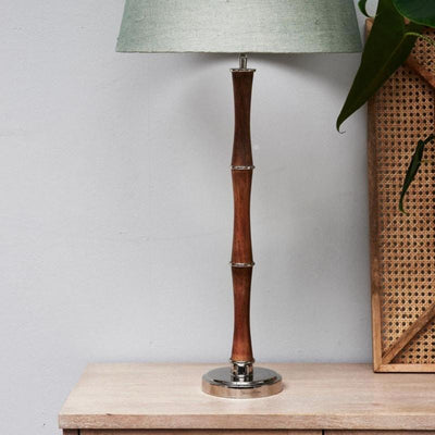 Lovely Bamboo Table Lamp - Südstrand