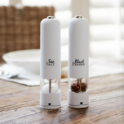 Söl Salt & Black Pepper Mill Electric - Südstrand