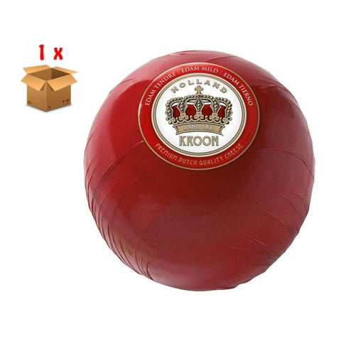 Boule Fromage Rouge Edam Holland
