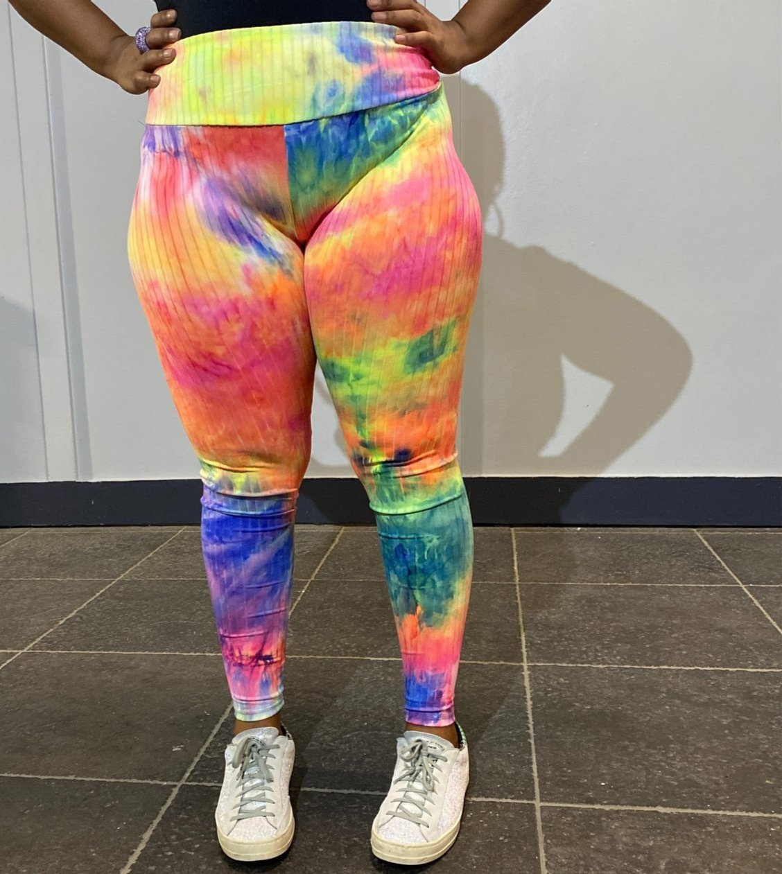 Fruity Pebbles Leggings
