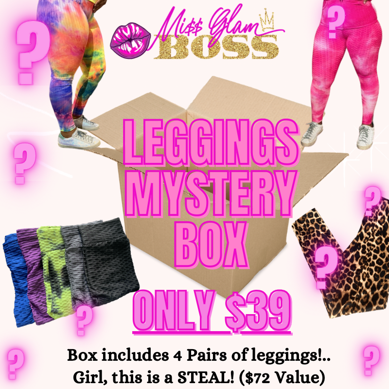 Legging Mystery Box Bundle