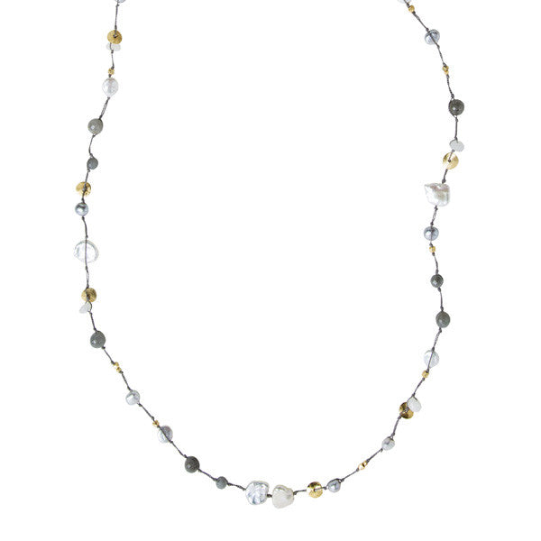 Long Strand Necklace - View 1