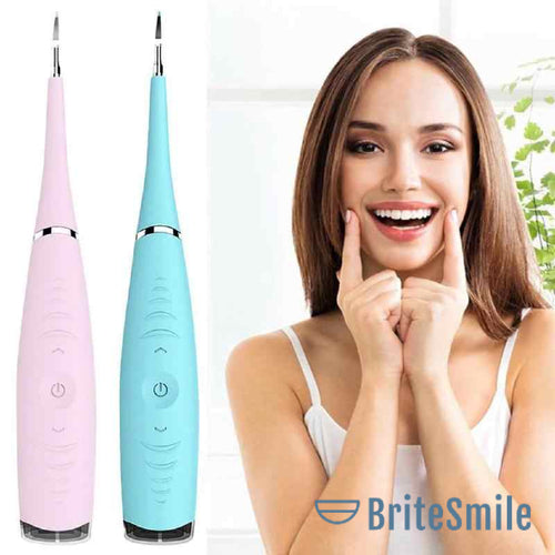 BriteSmile™ - Ultrasonic Tooth Cleaner