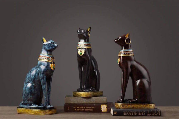 statuettes chat animoment