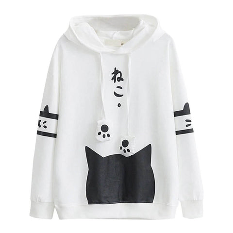 sweat chat japonais