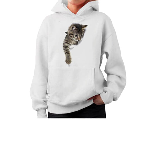 sweat chaton griffe