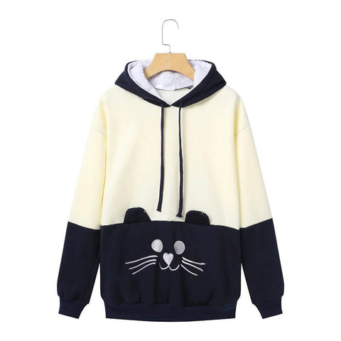 sweat queue de chat
