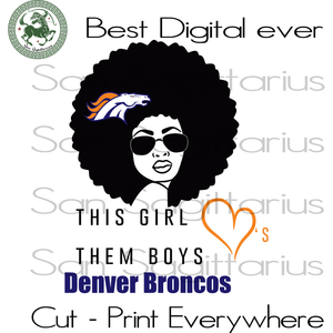 Broncos Denver, Denver Broncos Logo Svg, Denver Broncos Svg, Denver Broncos Football, Denver Broncos Shirt, Melanin Girl SVG Files For Cricut Silhouette Instant Download | San Sagittarius