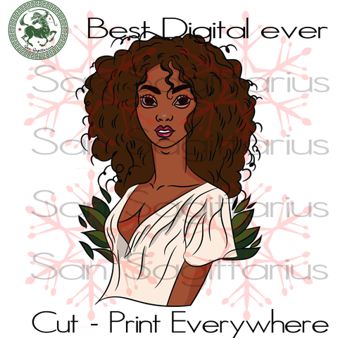 Living My Best Life, Black Girl Magic, Melanin Svg, Black Lives Matter, Afro Queen, Black Girl Magic SVG Files For Silhouette, Cricut Files, SVG DXF EPS PNG Instant Download
