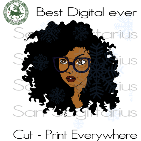Afro woman, Afro svg, Afro hair, Melanin Svg, Black Lives Matter, Afro Queen Svg, Black Girl Svg, Sexy Black Girl, Black Girl Birthday SVG Files For Cricut Silhouette Instant Download | San S