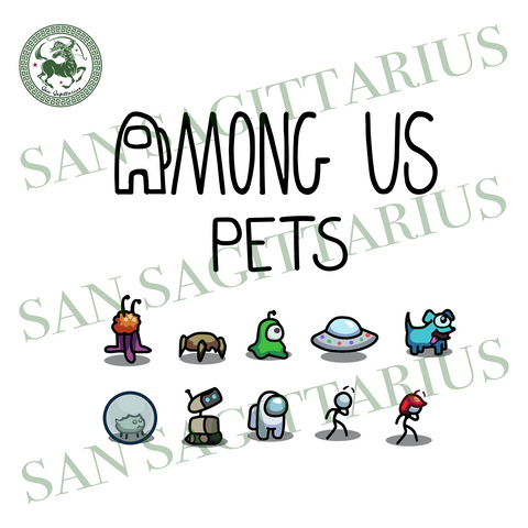 Among Us Pets, Trending Svg, among us svg, among us gift, funny among us, among us lover, Hamster Pet svg, among us print, trending game, importor svg, impostor vented, Hamster Pet Bundle svg
