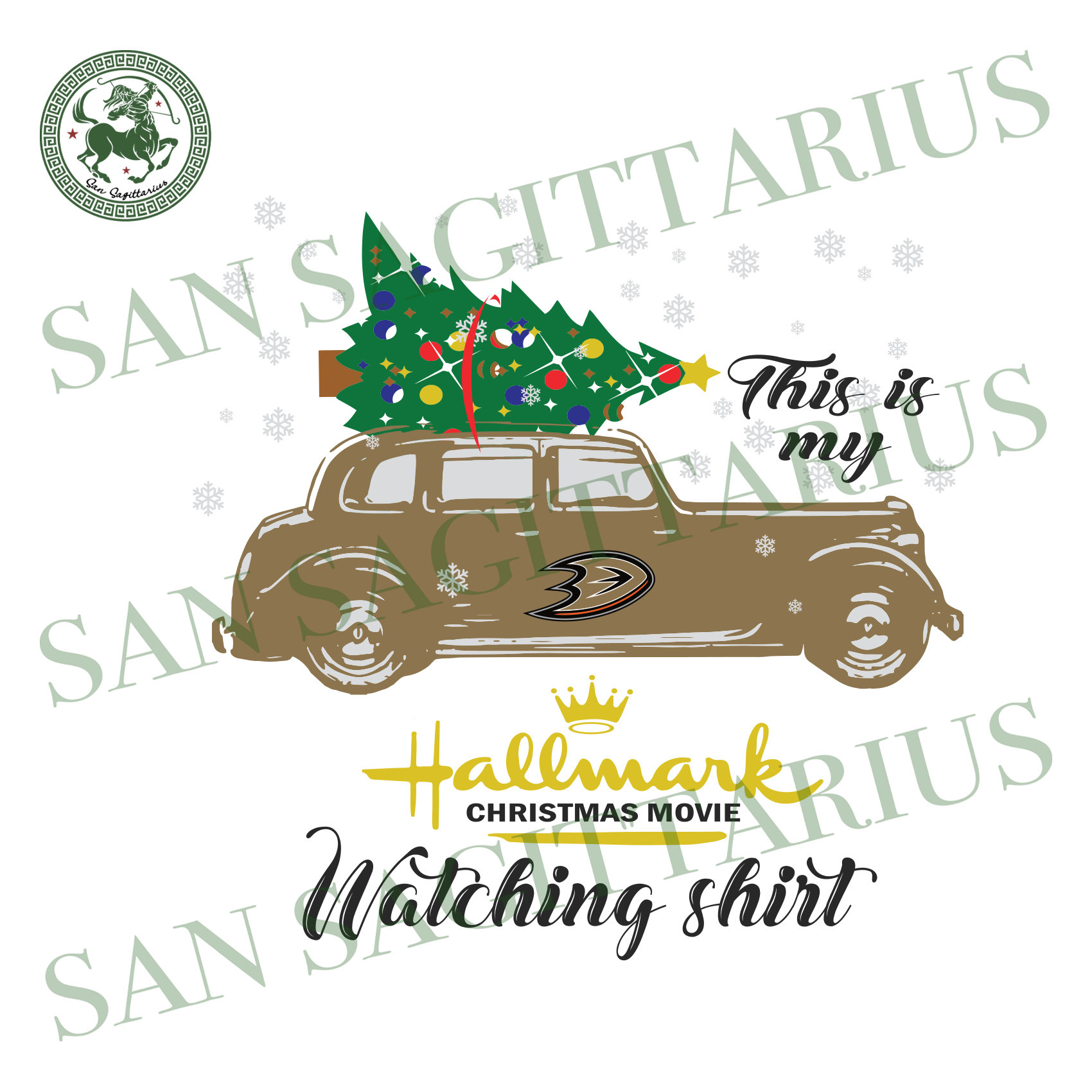 Anaheim Ducks This Is My Hallmark Christmas Movie Watching Shirt, Sport Svg, Christmas Svg, Anaheim Ducks Svg, NHL Sport Svg, Anaheim Ducks NHL Svg, Anaheim Ducks NHL Gift, Hockey Svg